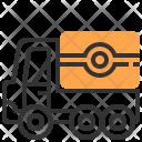 Shipping Auto Automobile Icon