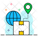 Shipping Address Icon