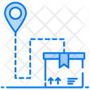 Delivery Address Delivery Direction Shipping Address Icon