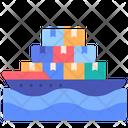 Logistics Delivery Order Icon