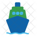Shipping Boat Icon