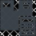 Shipping Calculator Icon