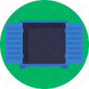 Shipping Container Container Logistics Icon