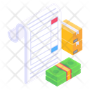 Delivery Cost Delivery Expense Shipping Cost Icon