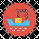Shipping Cruise Icon