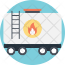 Shipping Dangerous Goods Icon