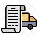 Shipping Information Icon