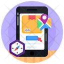 Parcel Tracking Shipping Location Shipping Address Icon