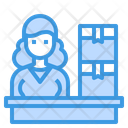 Shipping Office Icon