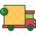 Shipping On Transit Icon