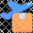 Shipping Plane Icon