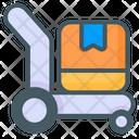 Shipping Process Icon