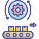 Shipping Processing Icon