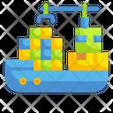 Shipping Ship Boat Ship Icon