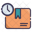 Shipping Time Goods Icon