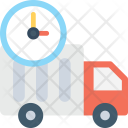Shipping Time Cargo Icon