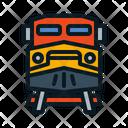 Shipping Train Icon