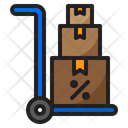 Delivery Shipping Shopping Icon