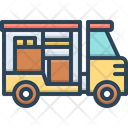 Shipping Transportation Delivery Icon