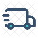 Courier Package Box Icon