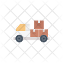 Truck Shipping Lorry Icon