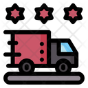 Shipping Black Friday Sale Icon