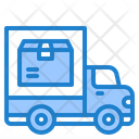 Shipping Truck Shipping Truck Icon