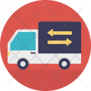 Shipping Truck Delivery Icon