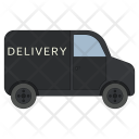 Shipping Transport Transportation Icon