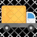 Shipping Van Icon