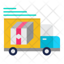 Shipping van Icon