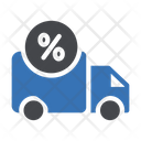 Shipping Vehicle Icon