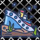 Shipwrick Underwater Ship Ship Icon