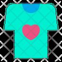 Tshirt Clothe Donate Icon
