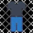 Shirt Jeans Pant Icon