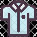 Clothes Shirt Causal Shirt Icon