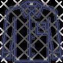 Formal Apparel Clothes Icon