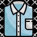 Shirt Laundry Clothing Icon