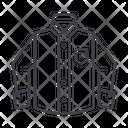 Shirt Cufflinks Icon