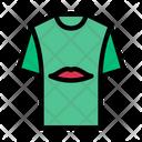 Cloth Shirt Tshirt Icon
