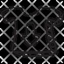 Shirt Attire Dress Icon