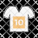 Shirt Sport Cloth Icon