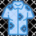 Shirt Necktie Long Icon