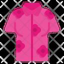 Shirt Flower Fashion Icon