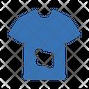 Laundry Shirt Cloth Icon