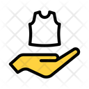 Shirt Laundry Clothes Icon