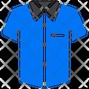 Shirt Short Sleeve Man Icon
