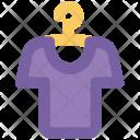 Shirt On Hanger Icon