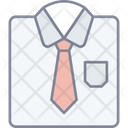 Shirt Cloth Tie Icon