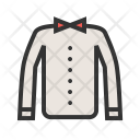 Shirt Bow Icon